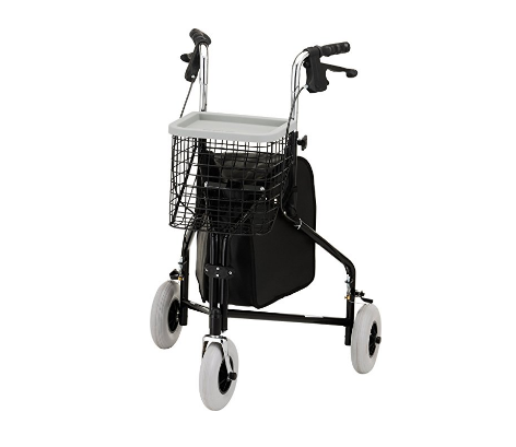 NOVA Medical Products Traveler 3-Wheel Rolling Walker