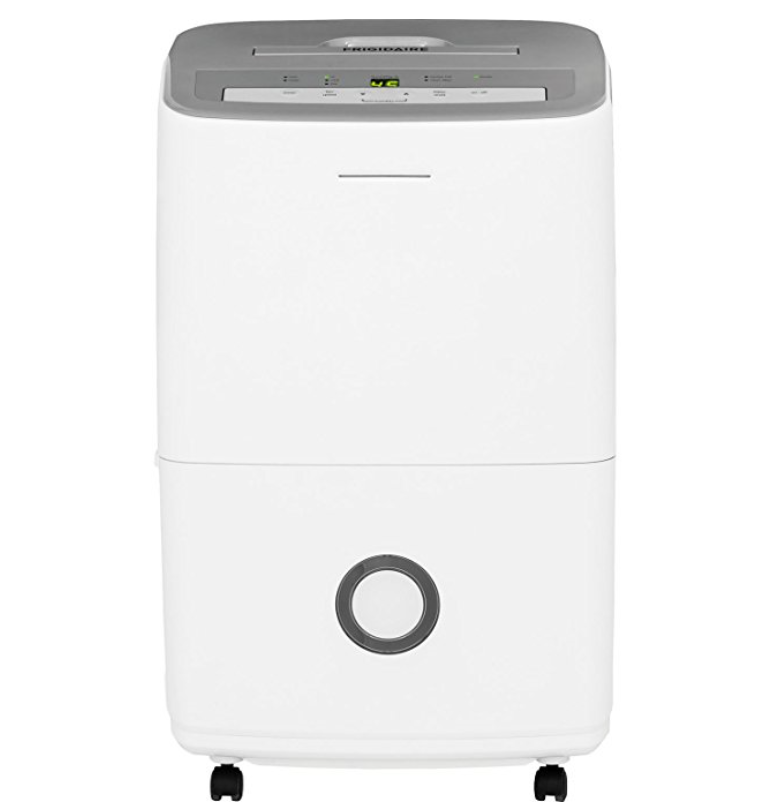 Frigidaire Portable Wheeled Dehumidifier