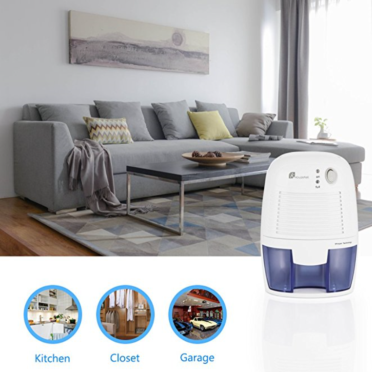 Houzetek Thermo-Electric Dehumidifier