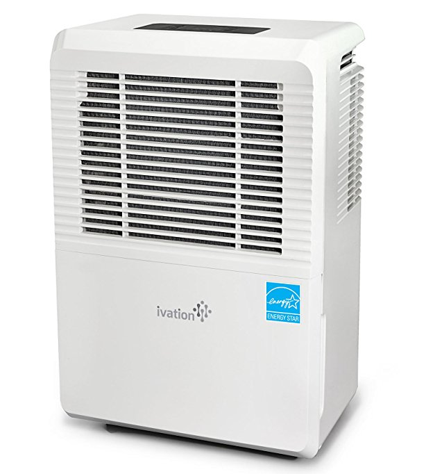Ivation 70-Pint Energy Star Dehumidifier