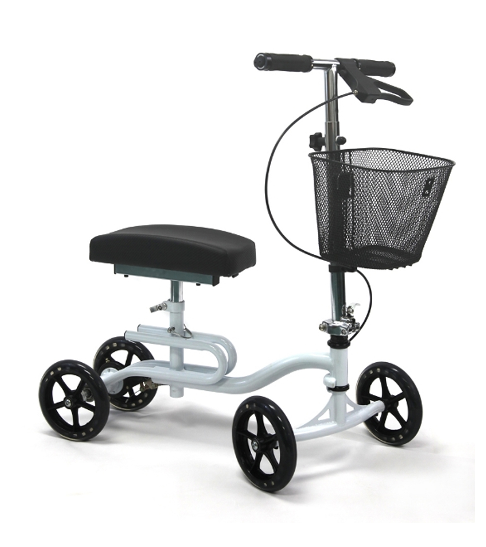 Karman Healthcare Knee Walker with Basket