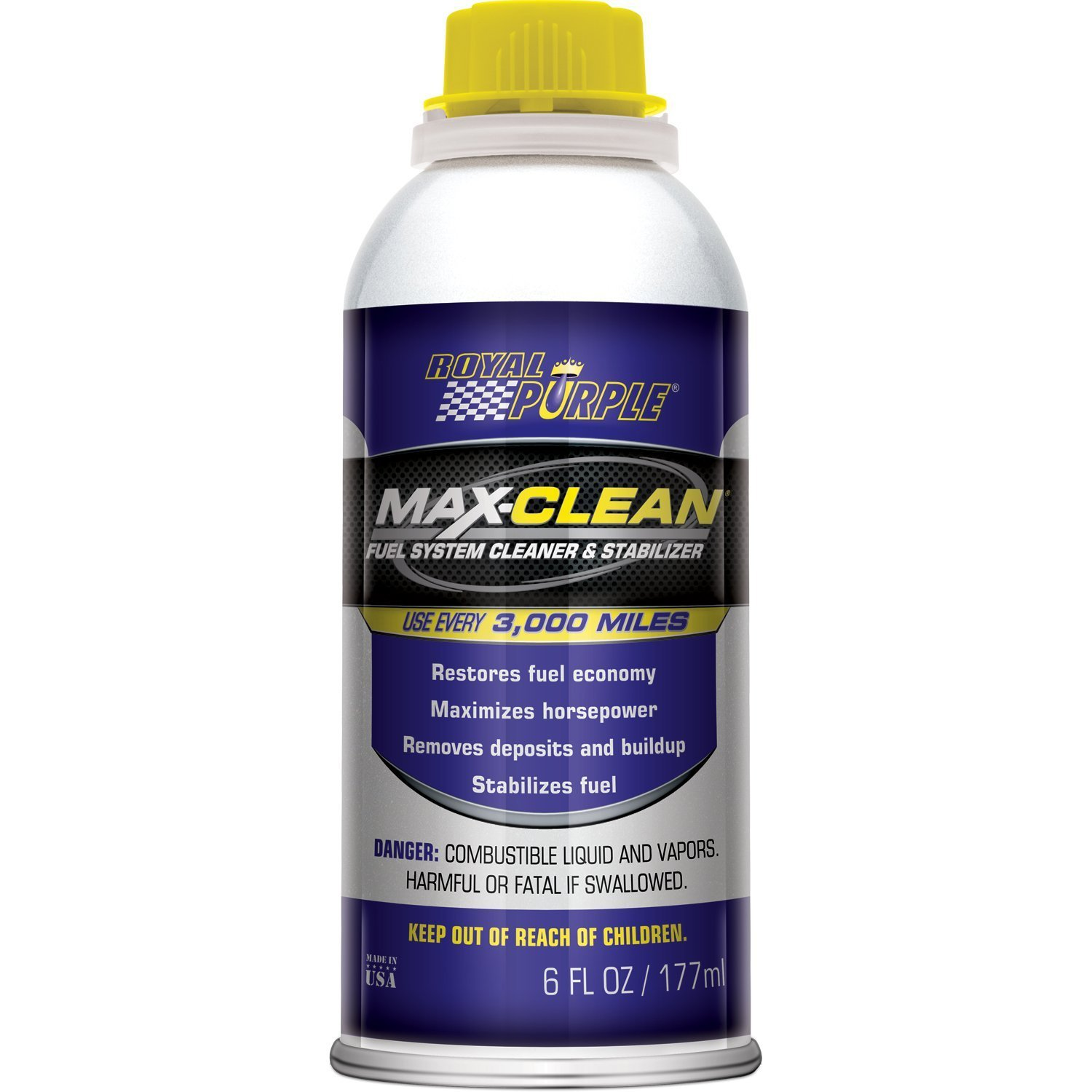 Royal Purple Max Clean Fuel System Cleaner