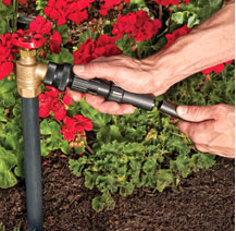 DIG Micro Sprinkler & Drip Irrigation Kit