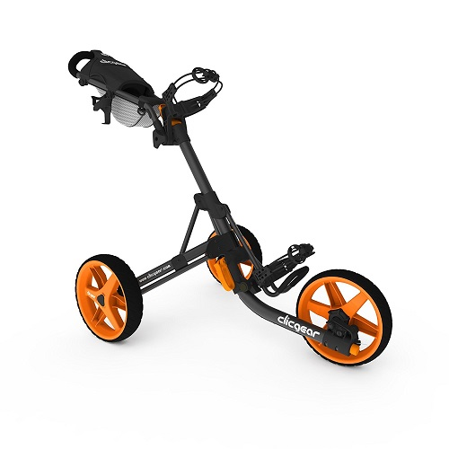 Clicgear Model 3.5+ Golf Push Cart — Available in 8 Colors