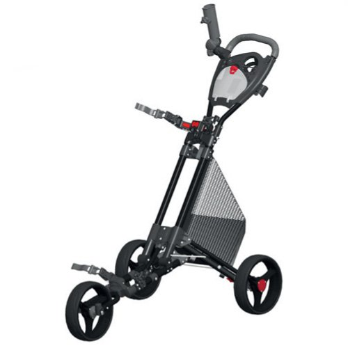 Spin It Golf Products, LLC Easy Fold Push Cart