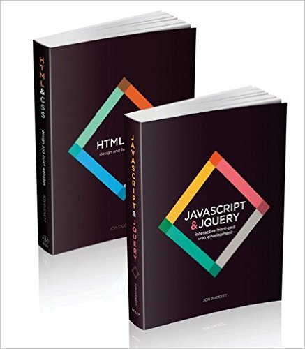 Jon Duckett JavaScript and jQuery Book