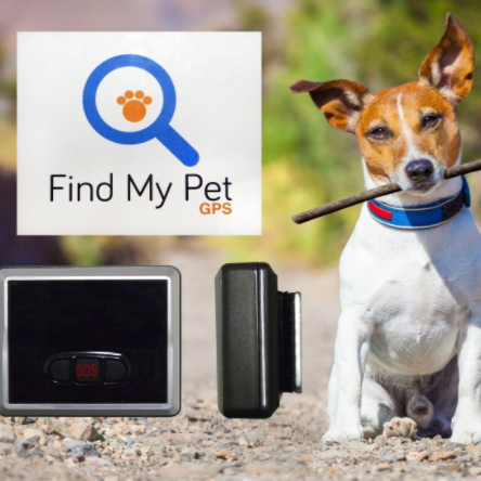 Find My Pet GPS Smart 2.0 Dog Tracker
