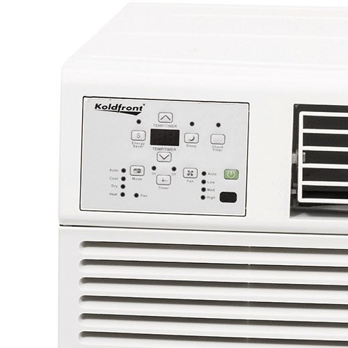 Koldfront Heat/Cool Window Air Conditioner WAC12001W