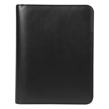Franklin Covey Simulated Leather Zipper Binder