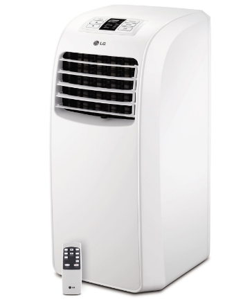 LG 8,000 BTU Portable Air Conditioner