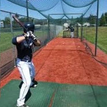 Jones Sports Twine HDPE Batting Cage Net