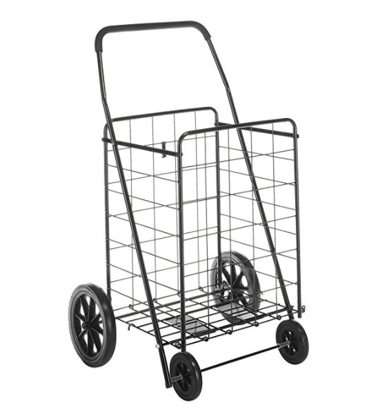 Whitmor Deluxe Rolling Utility