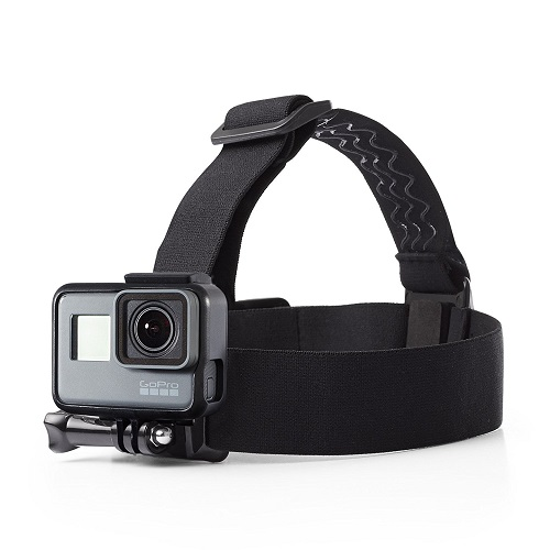 AmazonBasics Head Strap Mount for GoPro
