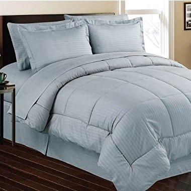 Elegant Comfort Bed in a Bag Comforter Set