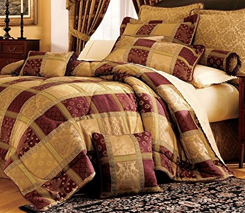 KingLinen Patchwork Comforter Set
