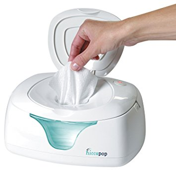 hiccapop Wet Wipes Dispenser/Warmer