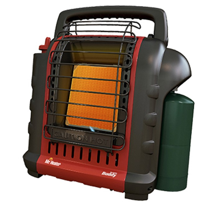 Mr. Heater Buddy Portable Radiant Heater
