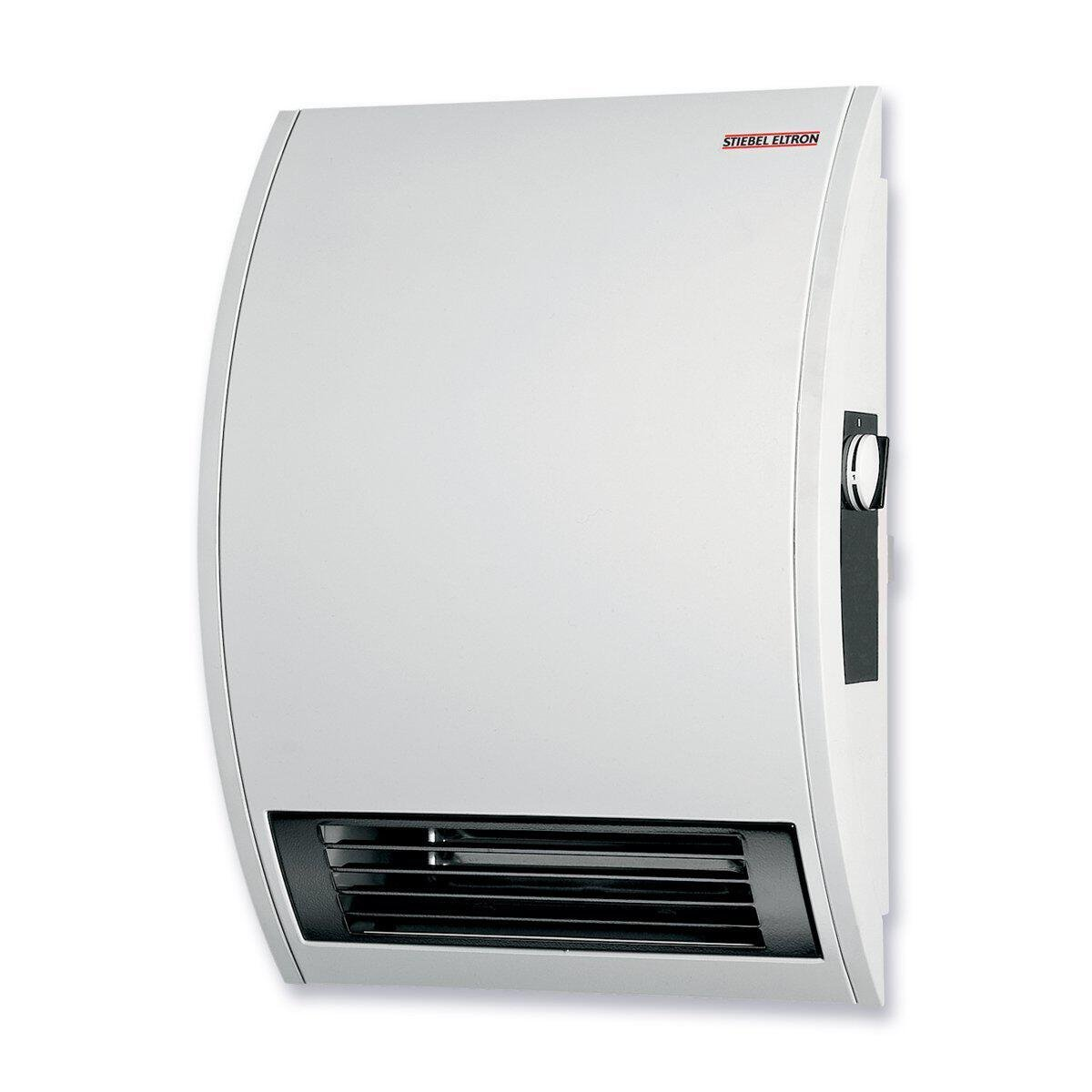 Stiebel Eltron Electric Space Heater with Fan - 120-Volt 1500-Watts, Wall Mounted