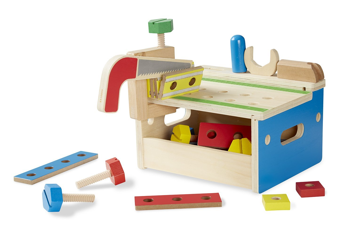 Melissa & Doug Hammer and Saw Tool Bench