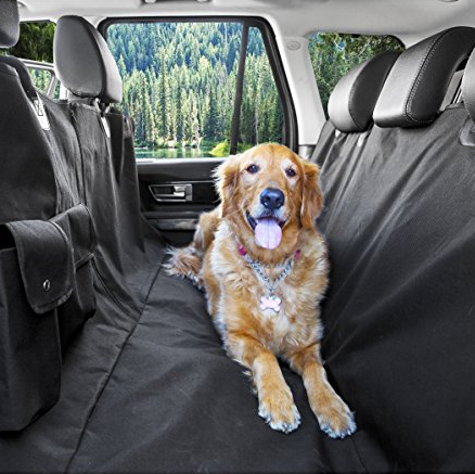 Barksbar Convertible Pet Seat Cover