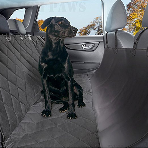 Plush Paws Waterproof Pet Seat Cover
