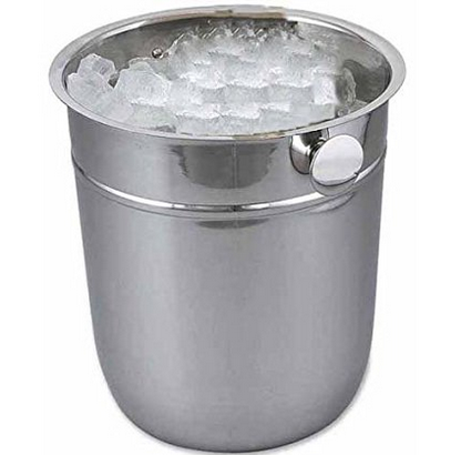 Winco 8-Quart Ice Bucket for Champagne