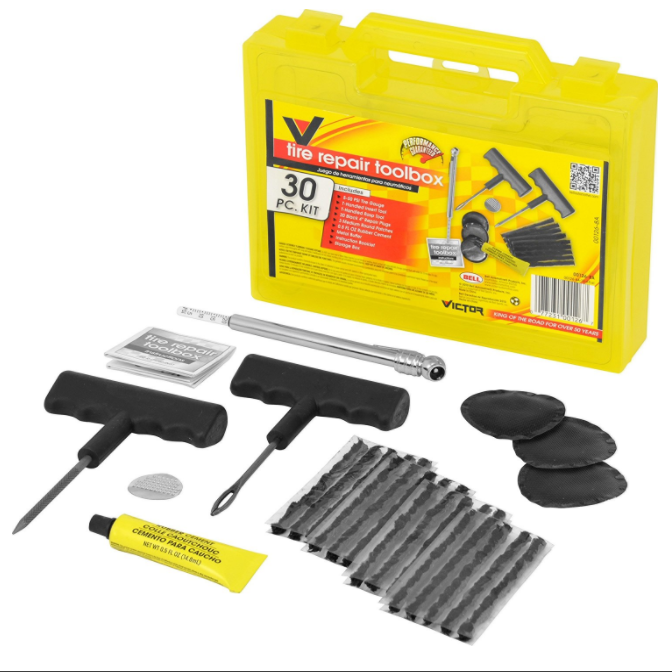 Victor Tire Repair Toolbox