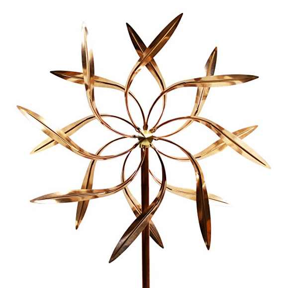Stanwood Kinetic Willow Leaves Spinner