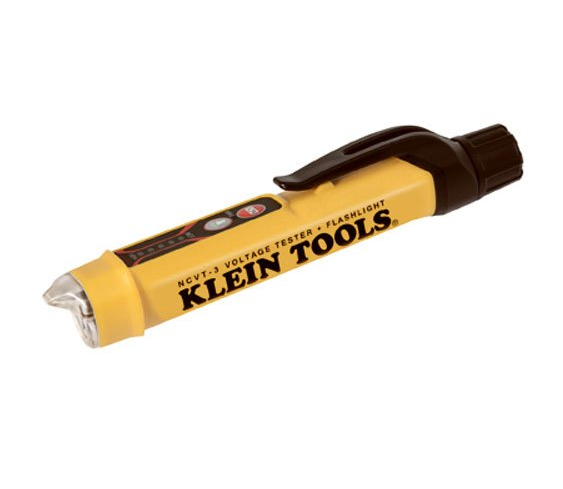 Klein Tools NCVT-3 Non-Contact Voltage Tester - Available in 2 Variants