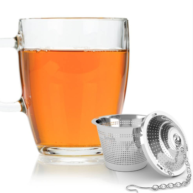Schefs Premium Single Cup Loose Leaf Tea Infuser