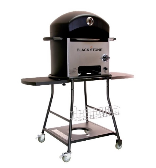Blackstone Outdoor Pizza Oven - 60,000 BTU Burner, Electric Ignition and Even Heat Distribution