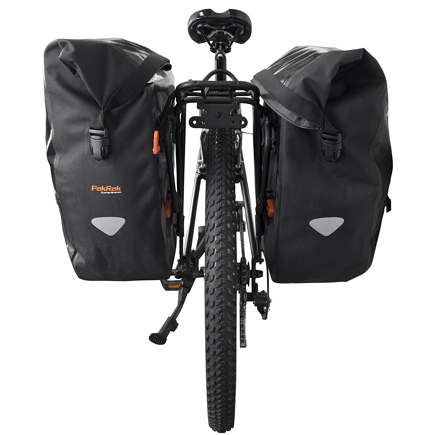 IBERAUSA Clip-On Bike PakRak Panniers