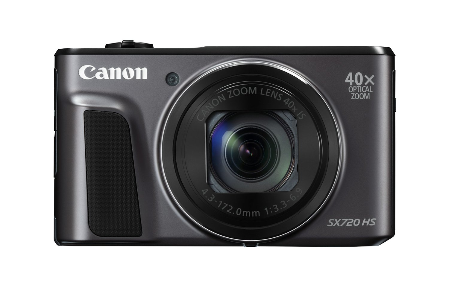 Canon PowerShot Point and Shoot Camera - 40 Optical Zoom, 20.3 MP CMOS Sensor & Built-in Wi-Fi