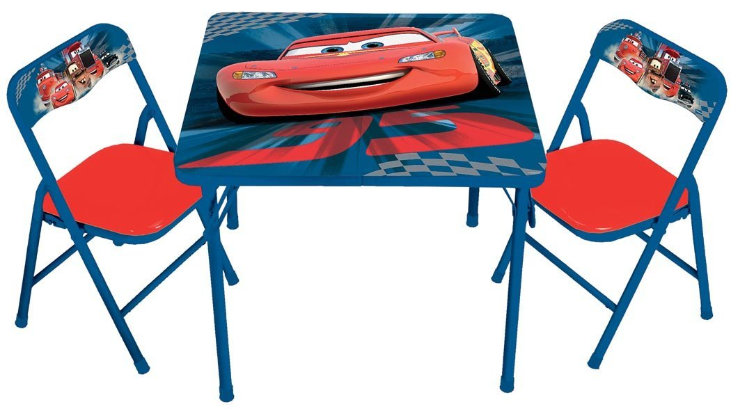 Disney Cars Howetown Heroes Activity Table Set