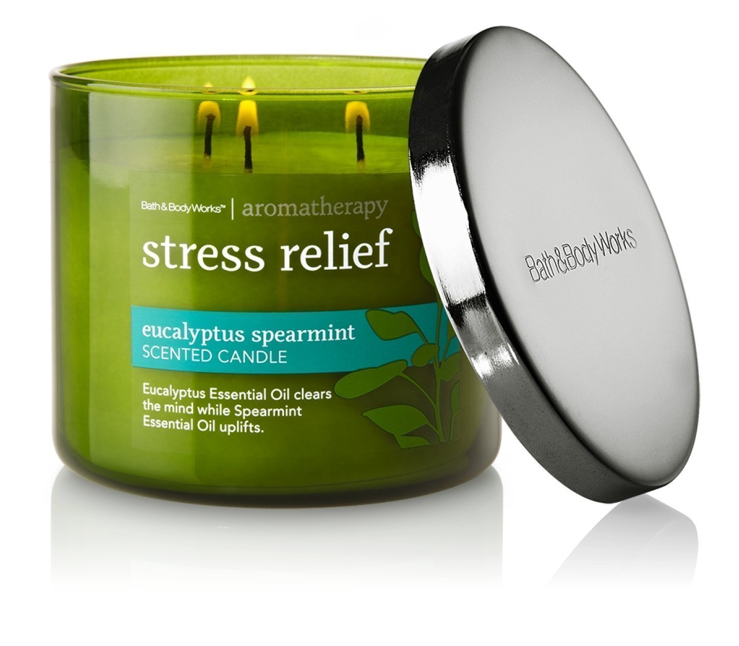 Bath and Body Works Stress Relief Candle