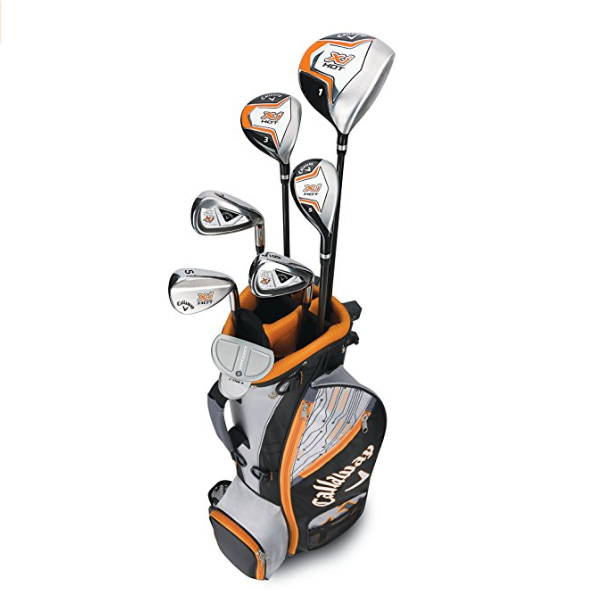 Callaway Boys XJ Hot Junior Golf Club Set