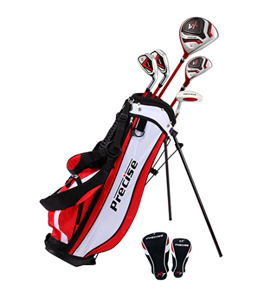 Precise Golf X7 Complete Junior Golf Club Set