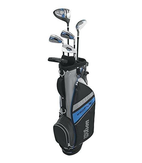 Wilson 2017 Profile Junior Golf Set