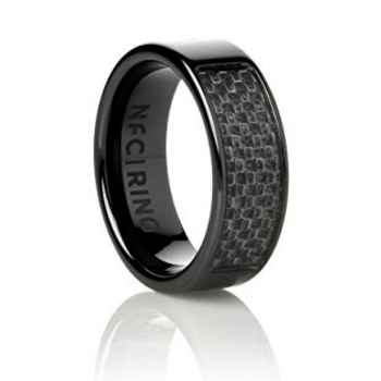 NFC Ring Eclipse Smart Ring