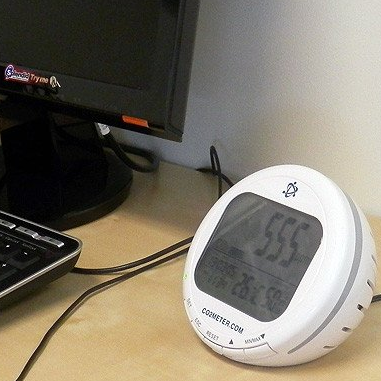 CO2Meter Desktop Indoor Air Quality Monitor