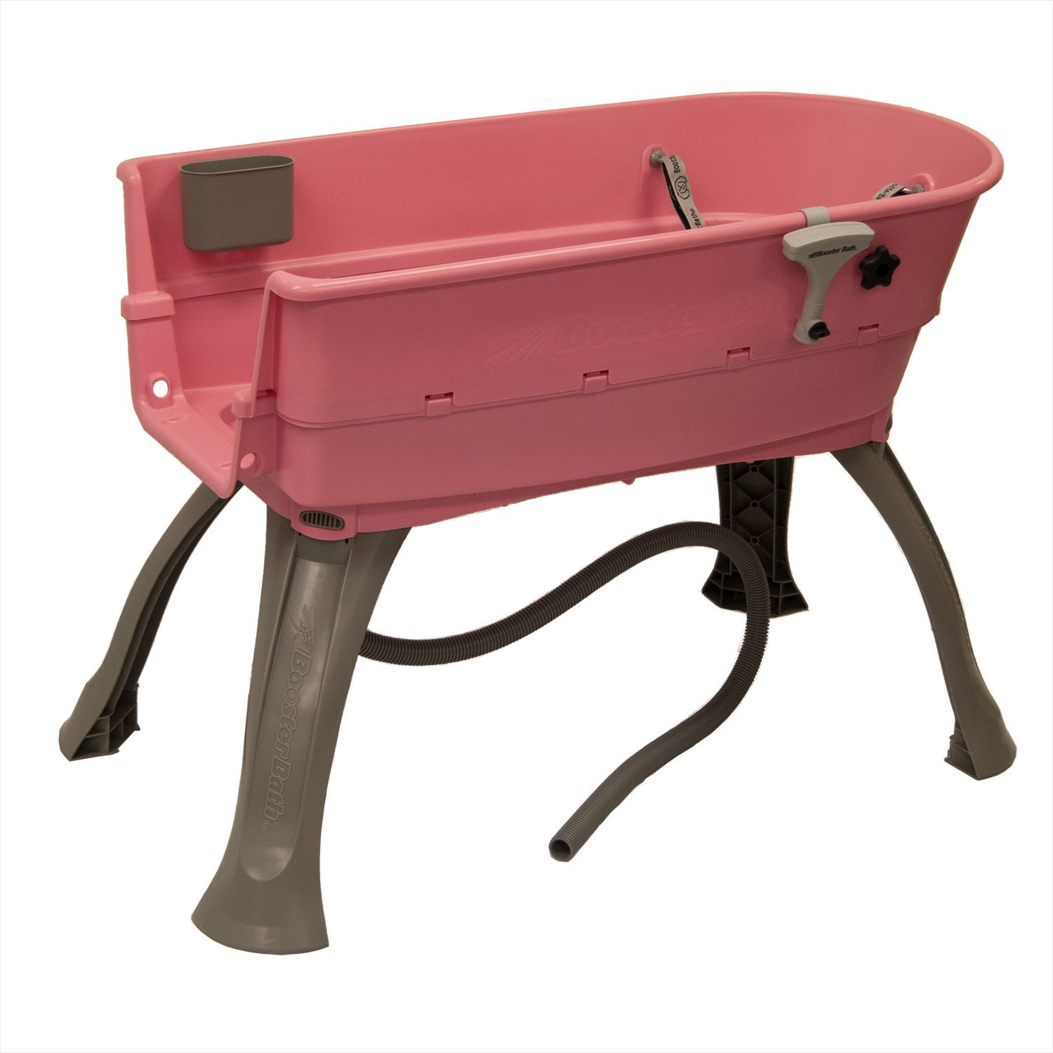 Booster Bath Large Elevated Pet Bathing Tub with 125 Pounds Capacity — Available in 4 Colors