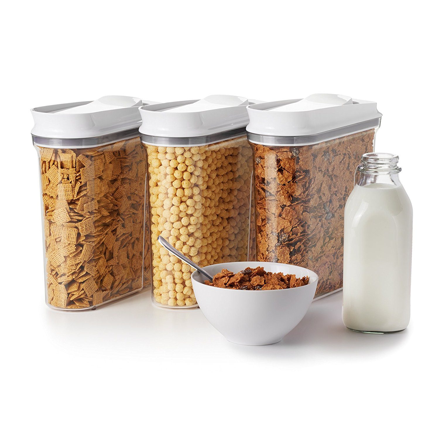 OXO Good Grips Cereal Dispenser Set