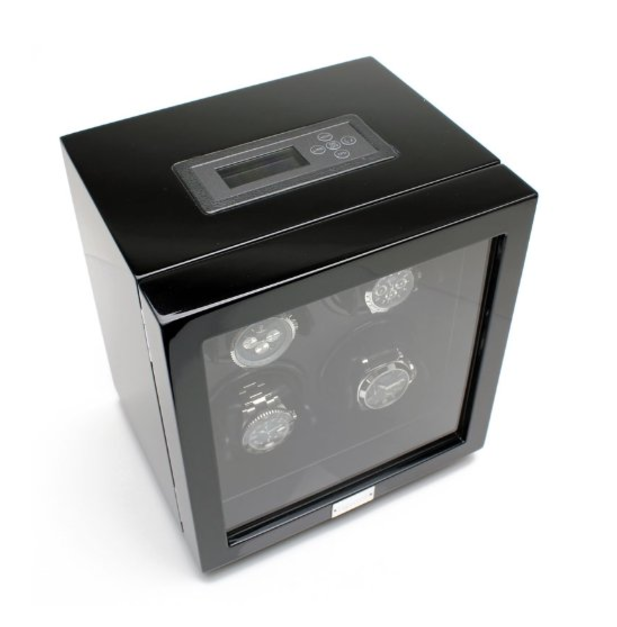 Heiden Vantage Quad LCD Watch Winder