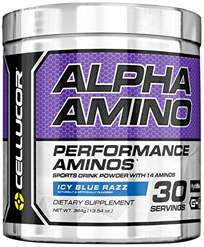 Cellucor Alpha Amino Post Workout Powder