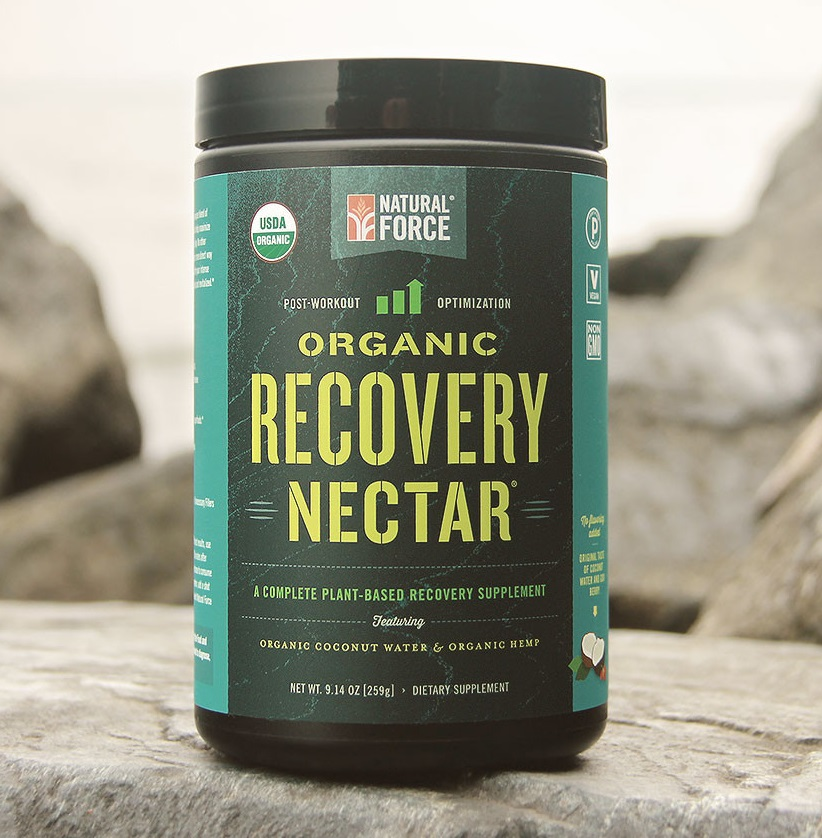 Natural Force Recovery Nectar Organic