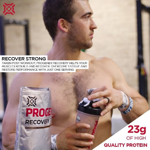 Progenex Recovery Post Workout Supplement