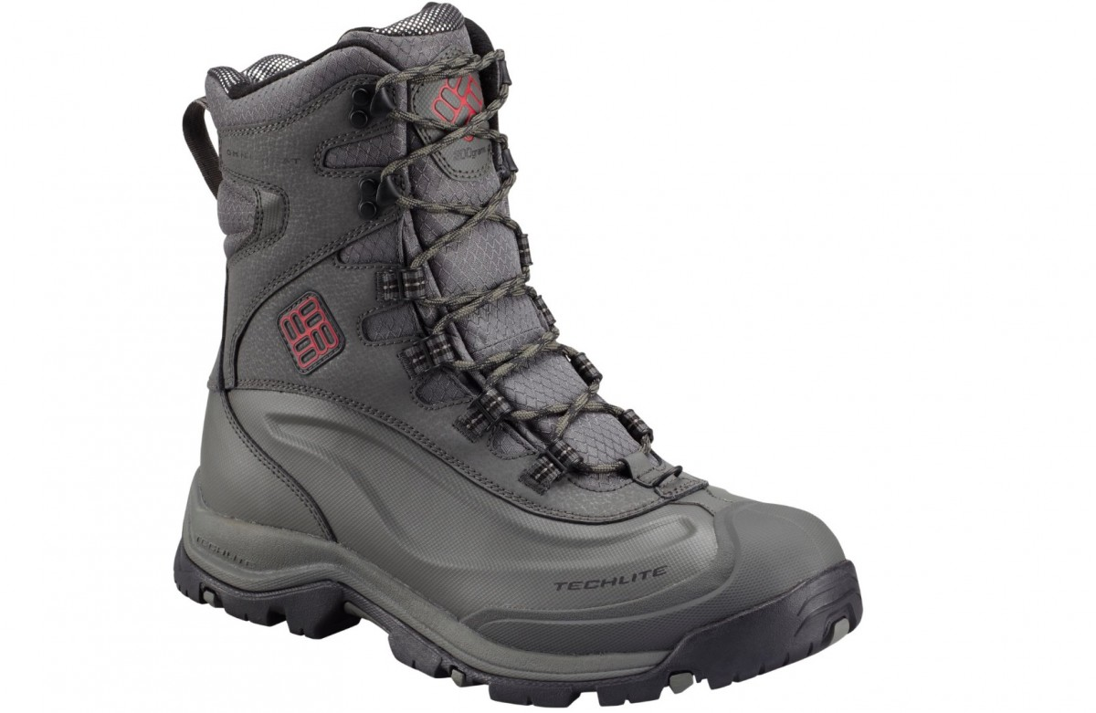 Columbia Bugaboot Plus Omni-Heat Boys Snow Boot