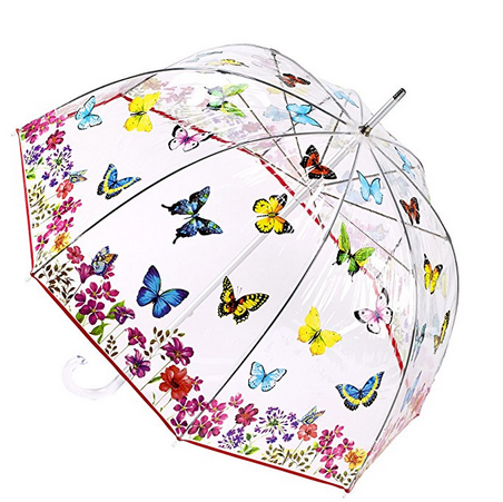 Galleria Enterprises, Inc Butterfly Garden Bubble Umbrella
