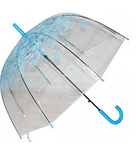 Kung Fu Smith Bubble Dome Flower Umbrella – Available in 10 Colors