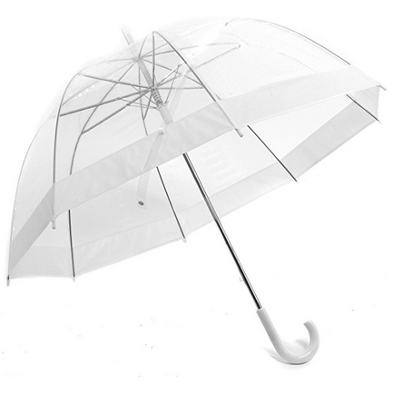 Pier 17 Bubble Umbrella